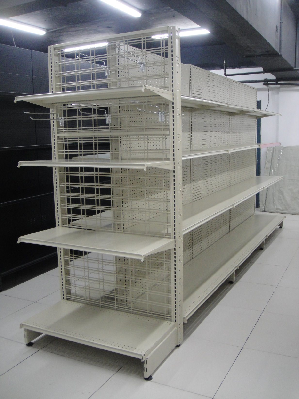 Hot Item Shelving For Storage Units Wire Closet Shelving