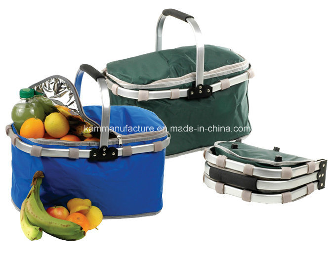 Shopping Basket, Picnic Basket, Carry Basket, Cooler Basket