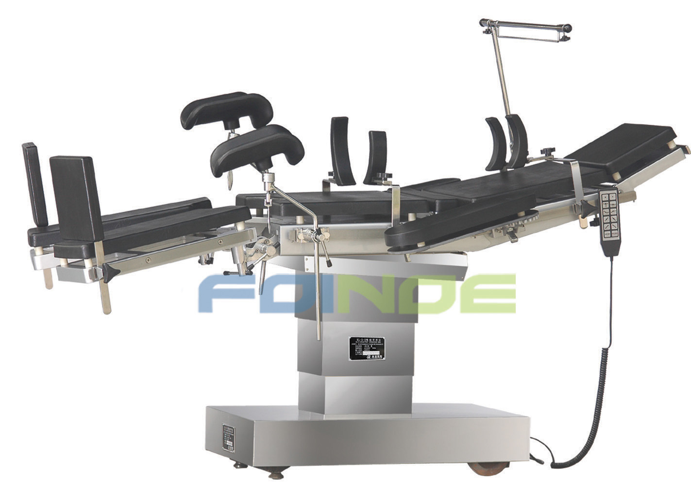 Fn-D Series CE Approved Electric Hydraulic Operating Tables