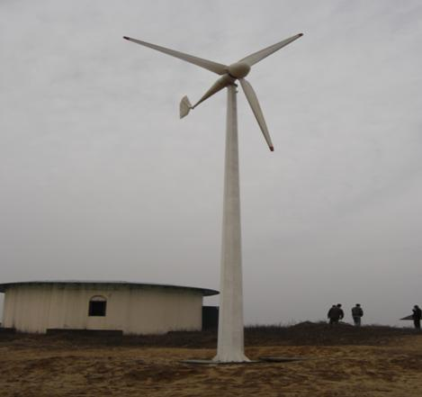 150W-500kw Horizontal Axis Wind Turbine Generator System pictures & photos