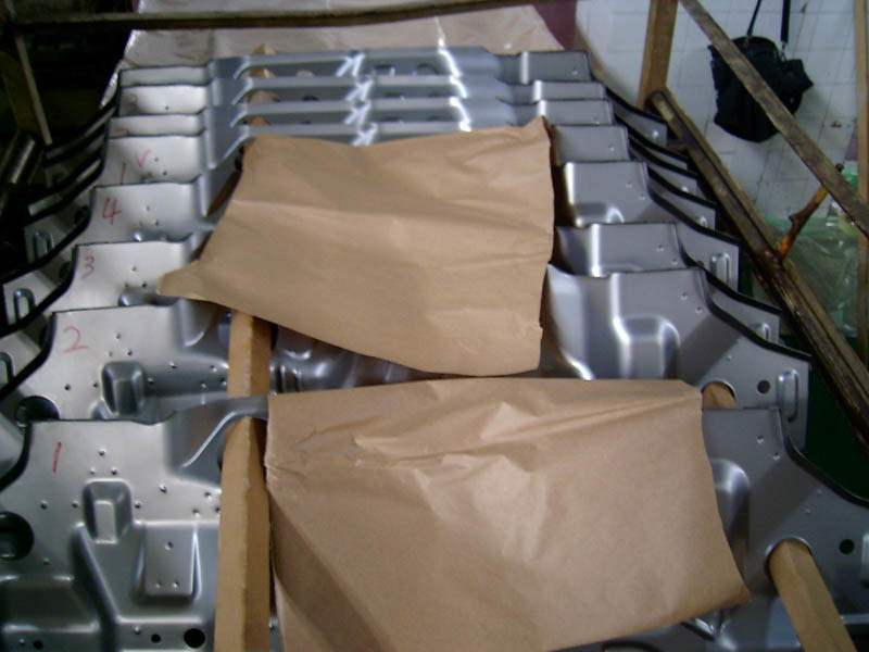 VCI Paper for Auto Parts (SF)
