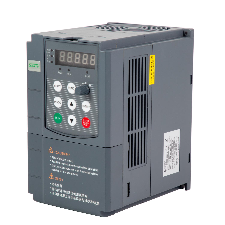 VFD inverter VFD frequency converter 380V 2.2KW VFD inverter 3 ...
