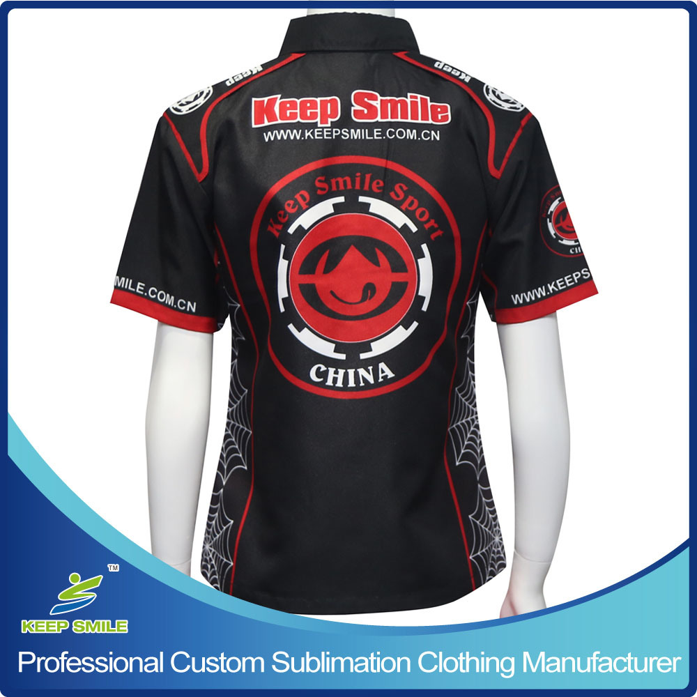 Custom Pit Crew Shirts Keep Smile Trading Co Limited Page 1