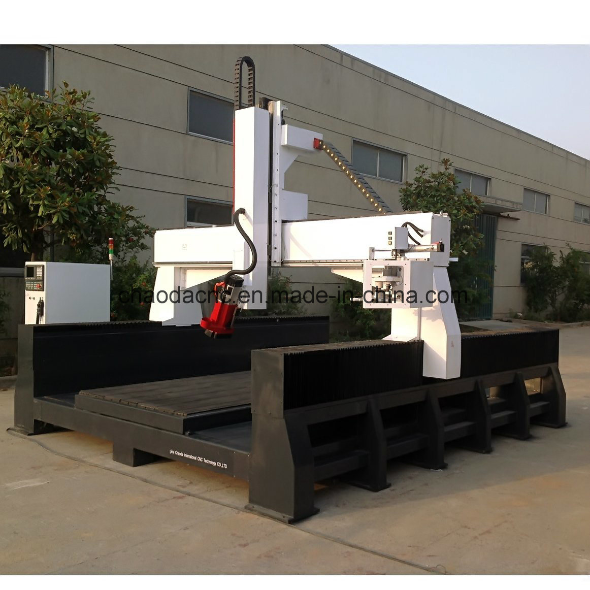 Jcs1530hl 3D Mold Making Machine 4 Axis Router Carver CNC pictures & photos