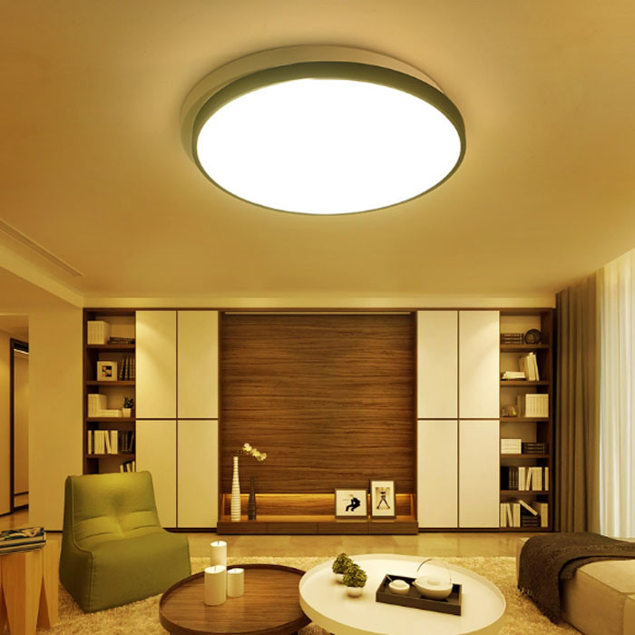 So Popular Round Home Modern LED Ceiling Lights Lamp Lighting for Bedroom/Living Room in Warranty 2 Years pictures & photos