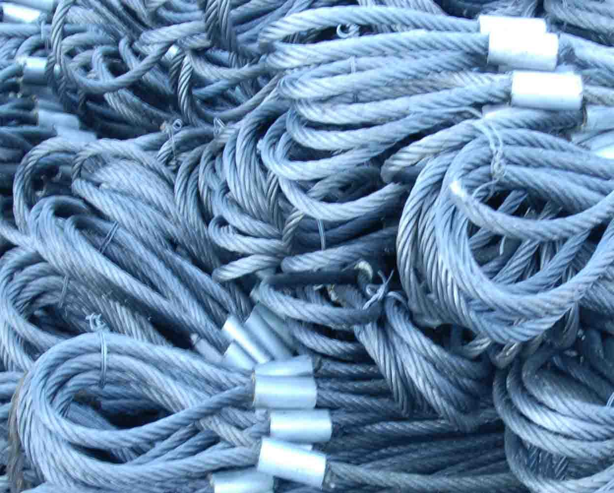 China Wire Rope Sling China Steel Wire Rope Steel Wire