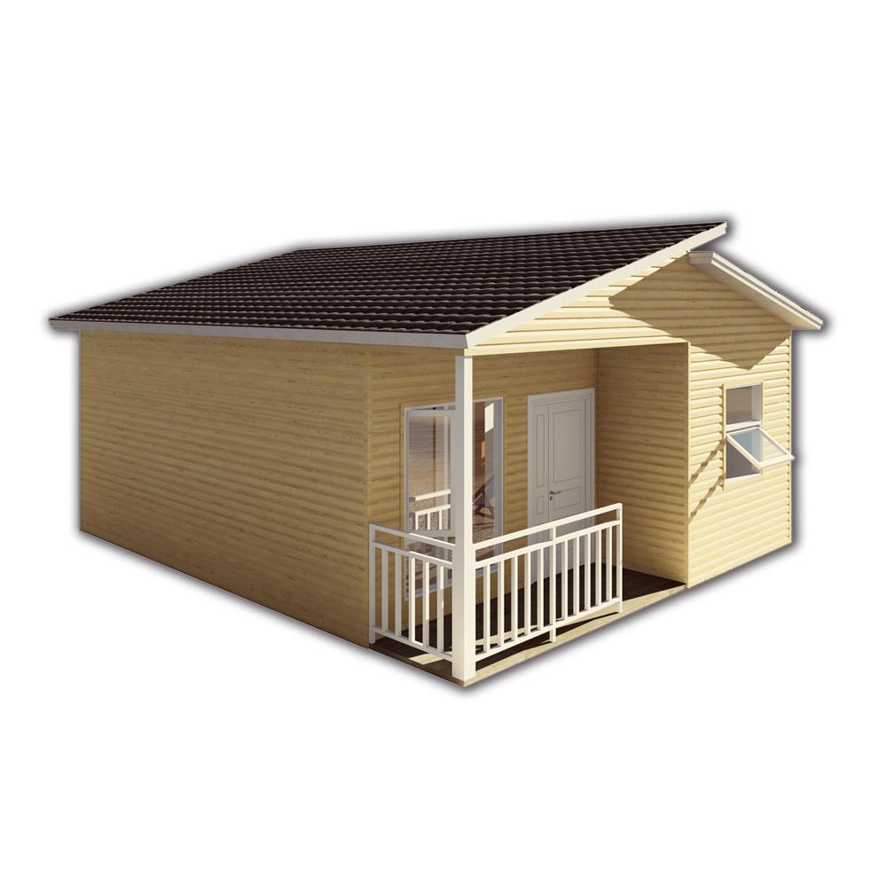 China Custom Design Metal Sheet Prefab Light Steel Structure House Villa China Portable House Prefab Homes