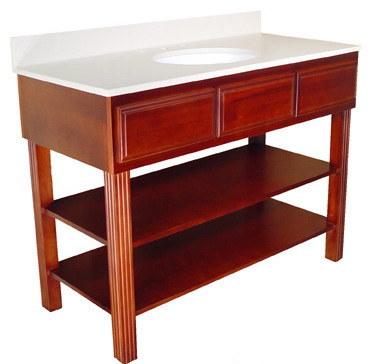 Hotel Bathroom Vanity Cabinet (B-52)