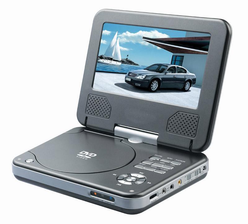 China Portable Dvd Player Km D8300s China Portable Dvd Player