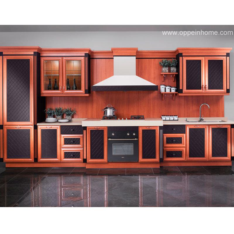 Granville PVC Gabinete de cocina (OP11-L004) - Granville ...