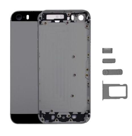 Back Cover Replacement Housing/ Back Housing / Back Panel Cover / Housing Assembly +Glass for iPhone7 7plus 6 6s 5 5s 5c 4