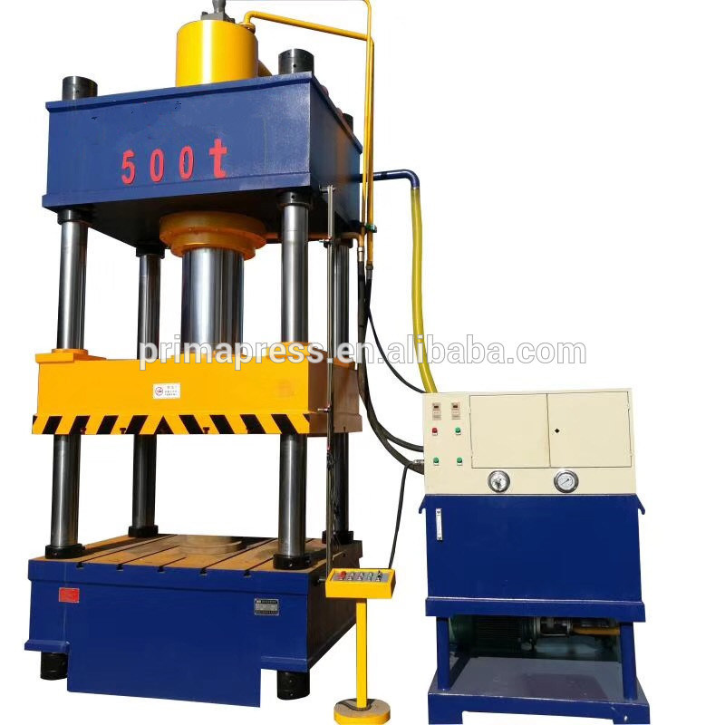 Used 500 Ton 4 Column Hydraulic Cold Press Machine 100ton 150 Ton 400ton Price pictures & photos