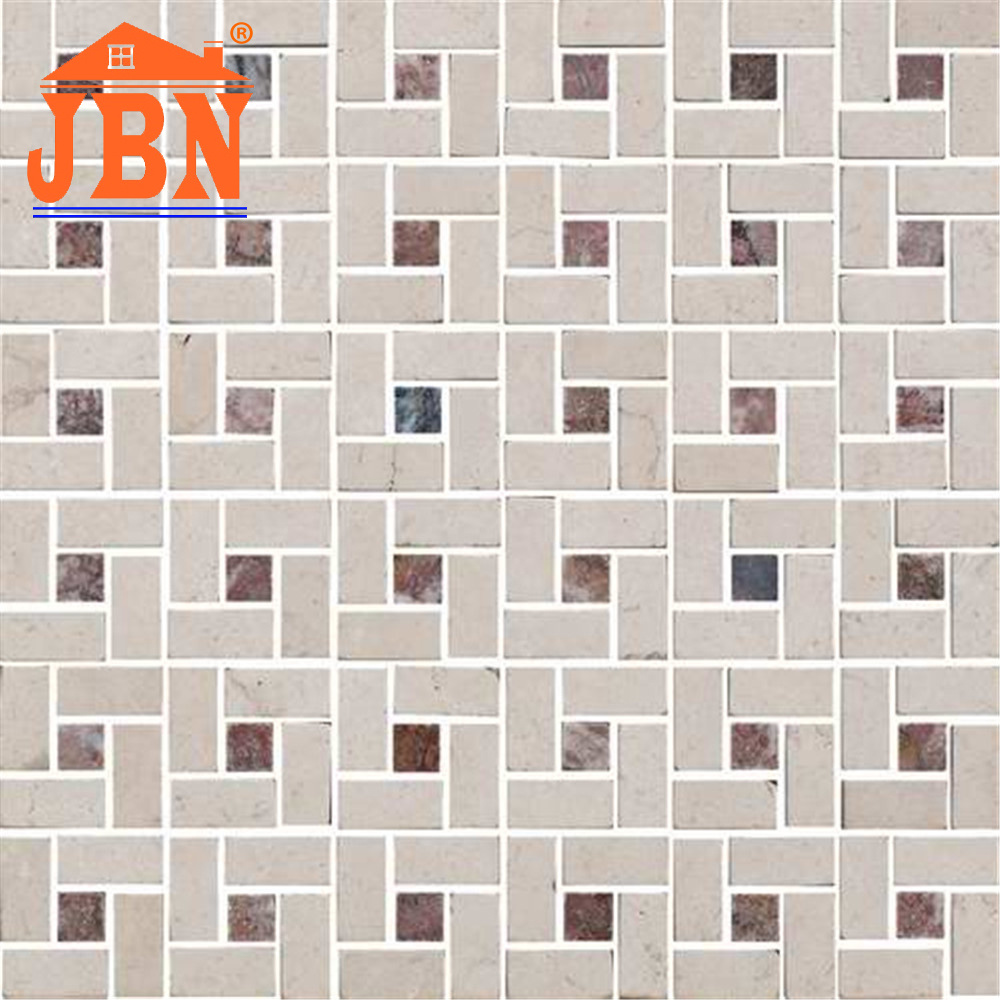 Granite Marble Stone Mosaic for Wall and Flooring (S755012)