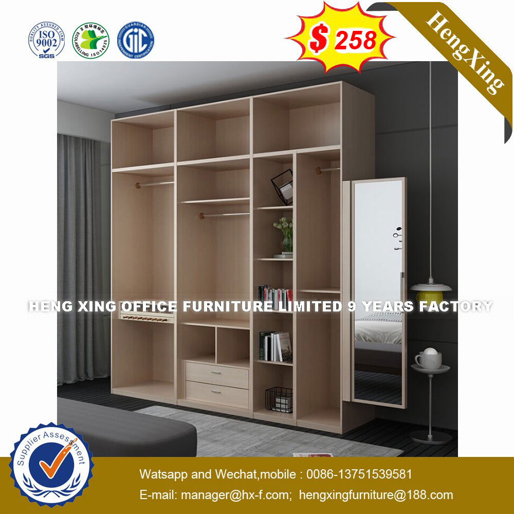 Factory Price Best Price Closet for Sale Wardrobe (HX-8ND9104) pictures & photos