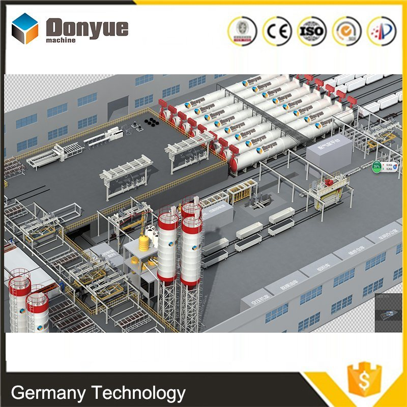 Hot Sale Aac Block Production Line Brick Machine/machinery