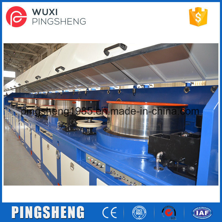 China High Carbon Steel Wire Drawing Machine for PC Wire - China ...
