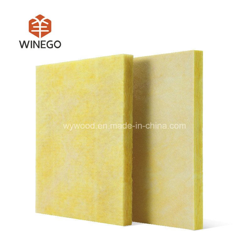 Fiberglass Acoustic Wool Fgw Series