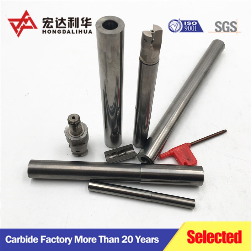 Tungsten Carbide Boring Rods with Internal Threading pictures & photos