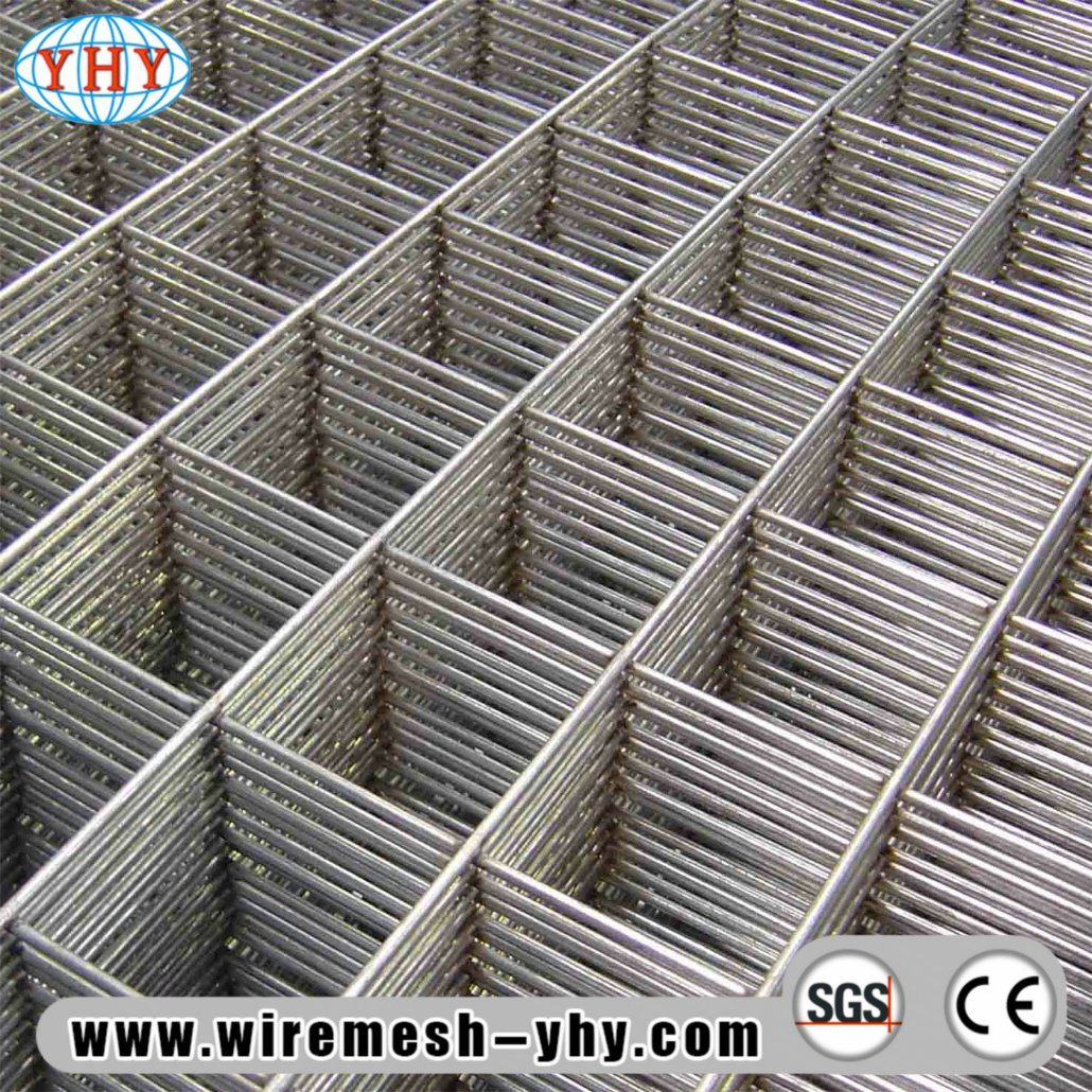 China 6X6 Heavy Gauge Galvanized Welded Wire Mesh Photos & Pictures ...