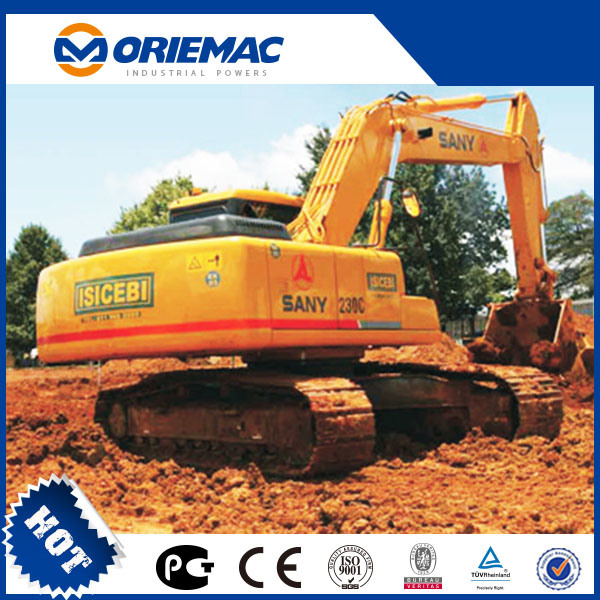 Sany Sy215 21 Ton Excavator for Sale pictures & photos