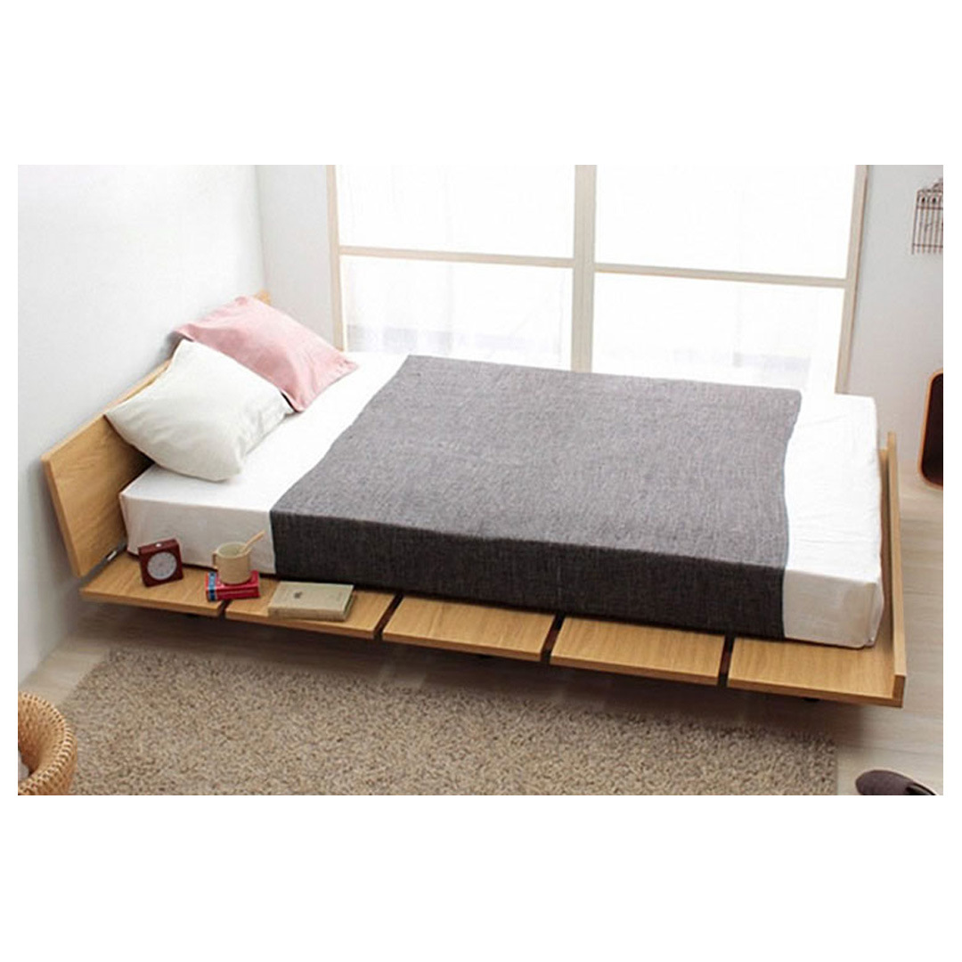 Simple Platform Bed Frame 14 Inch