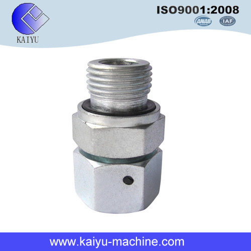 with Captive Seal (2MC-WD) Bsp Male Thread Hydraulic Tube Fitting