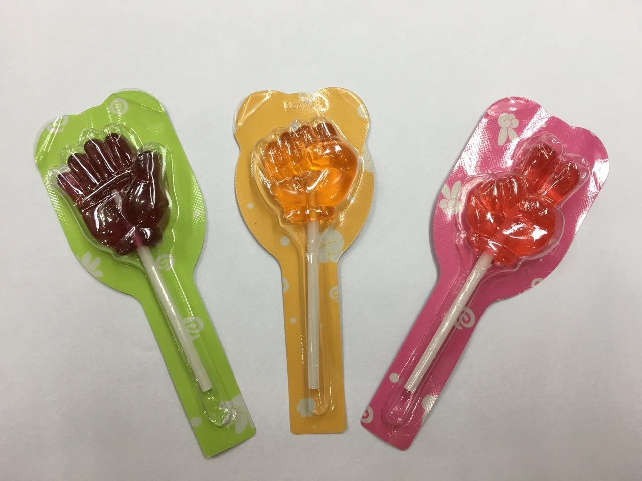 Let′s Guess Lollipop Candy for The Elderly and Children