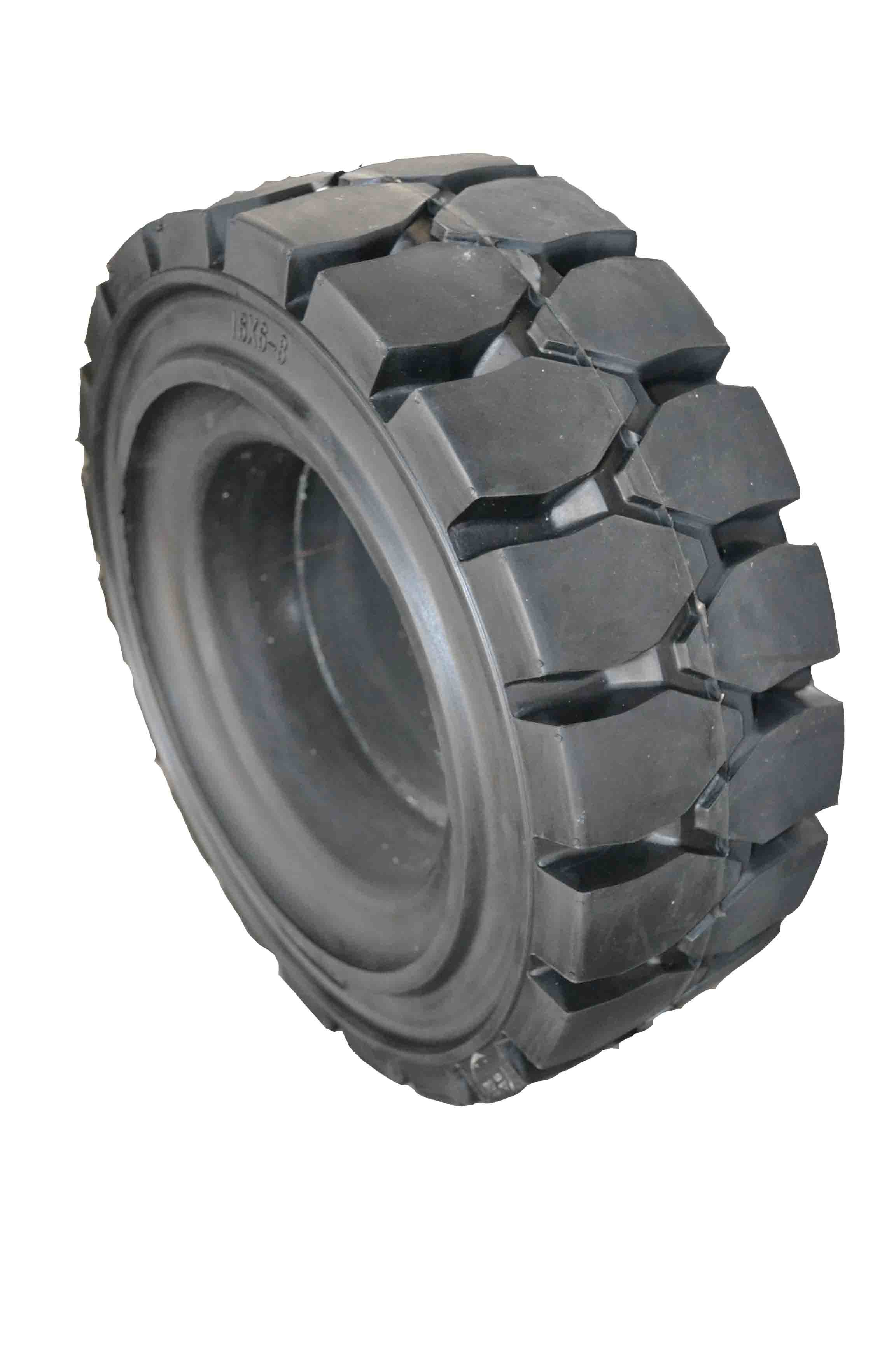 China 7.00-12 Forklift Solid Tire Manufacturer, Solid Tyre