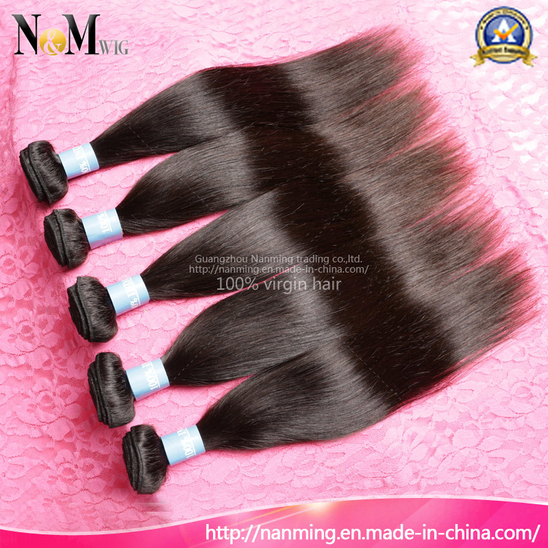 Brand Name Human Hair Extension Indian Straight Hair Wholesale