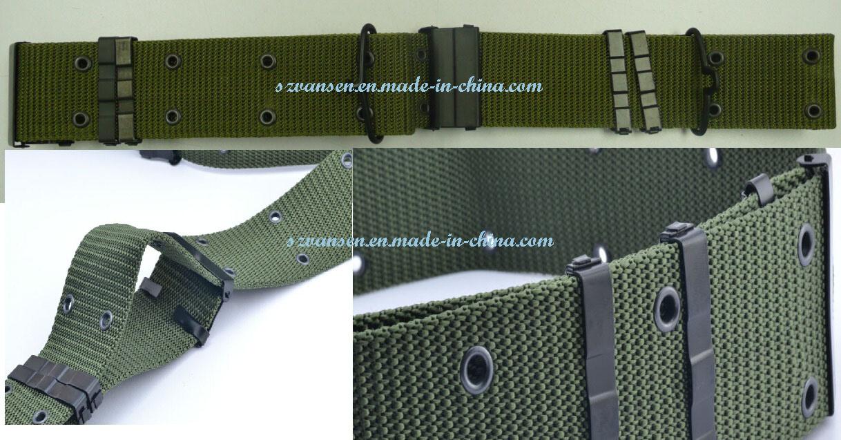 [Hot Item] Olive Green PP Webbing Army Belt