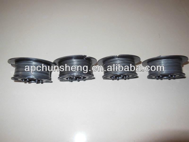 China 16 Gauge Gi Binding Wire for Rebar Tying Gun - China Max Rebar ...