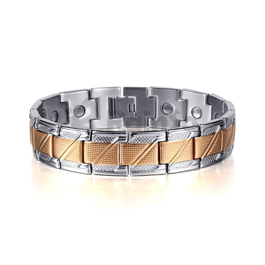 Magnetic bracelet from pressure: the benefits or harm 78