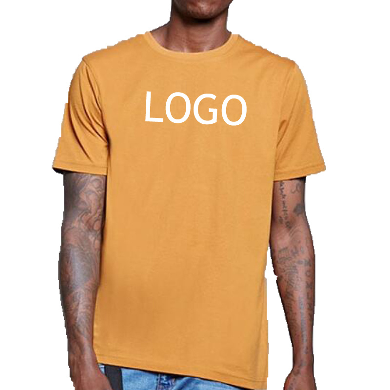 90d7437c Summer High Quality Printing Blank Cotton Short Sleeve Mens T Shirt with Private  Label