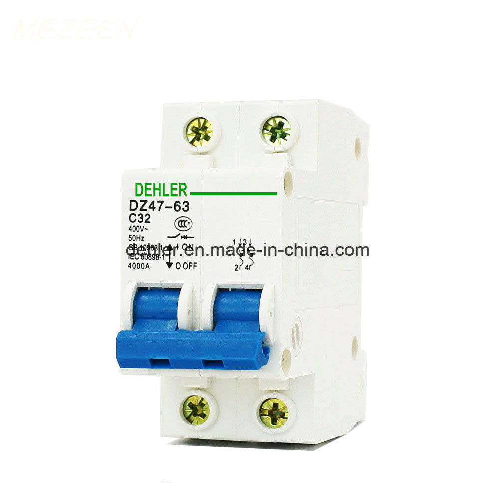 Wholesale Air Breaker Switch Buy Reliable From Circuit Breakers For Sale Dc Electronic Dz47 63 C32 2p Miniature Household Switchcircuit