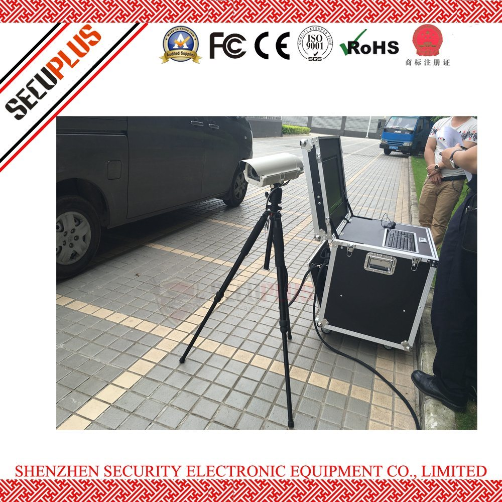 UVSS Mobile Car Bomb Detector Anti-Terrorism Under Vehicle Surveillance System pictures & photos