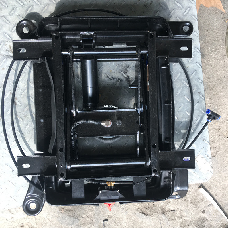 Truck Air Bags >> China Low Profile Light Truck Air Suspension Seat Base For