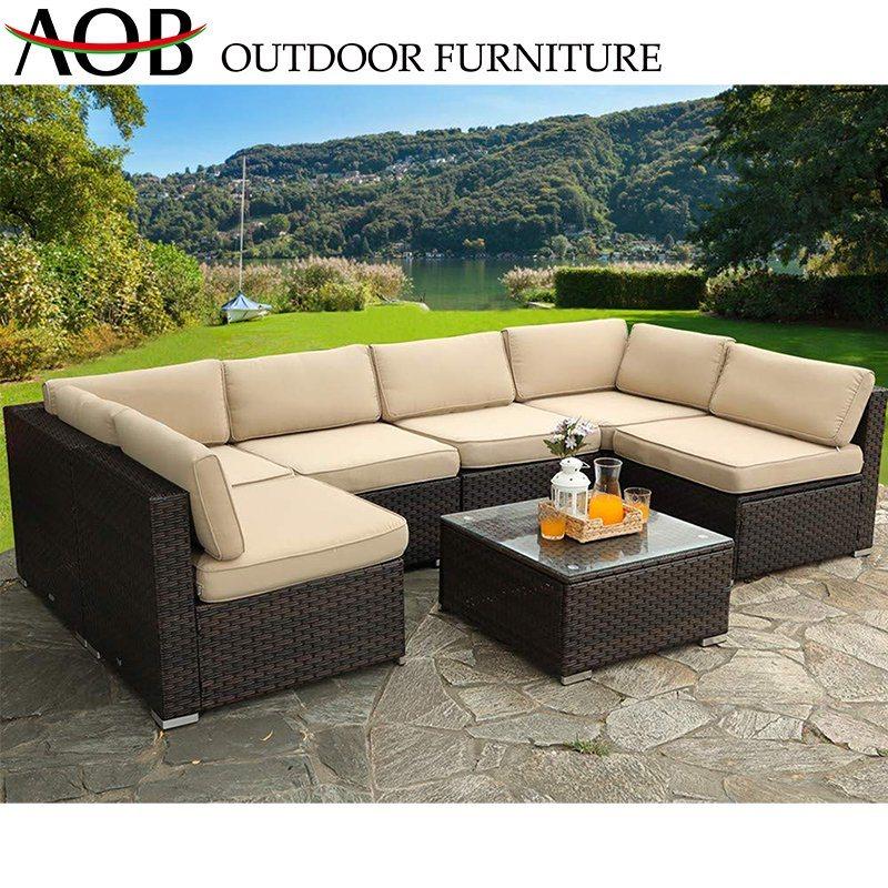 Outdoor Furniture Garden Sectional