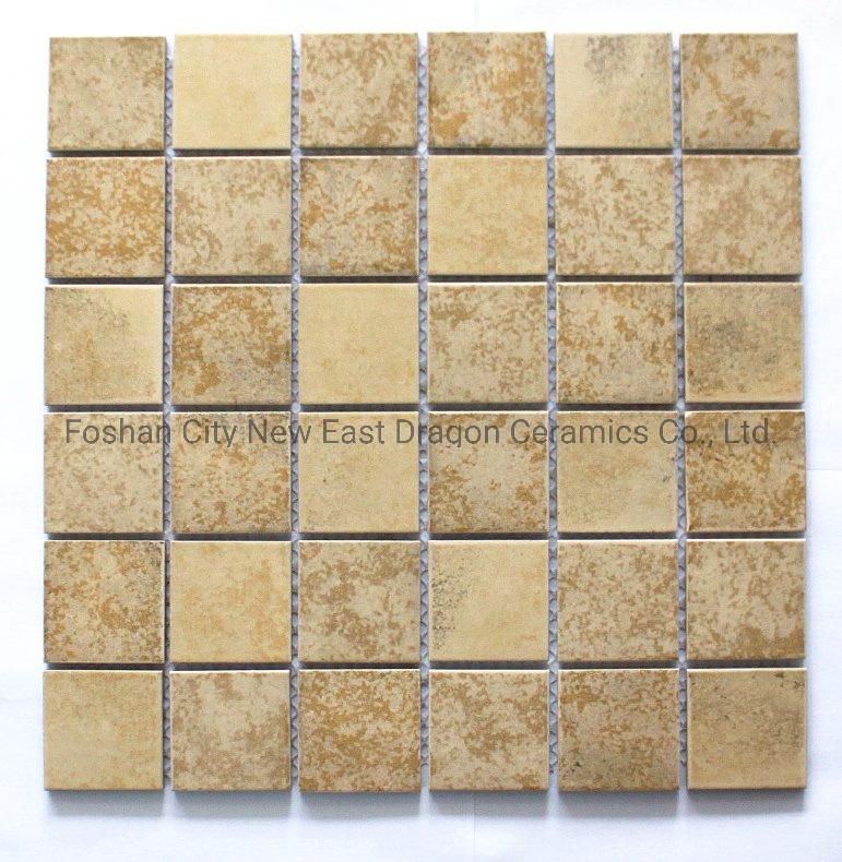 Ceramic Mosaic Tiles Antique Printing