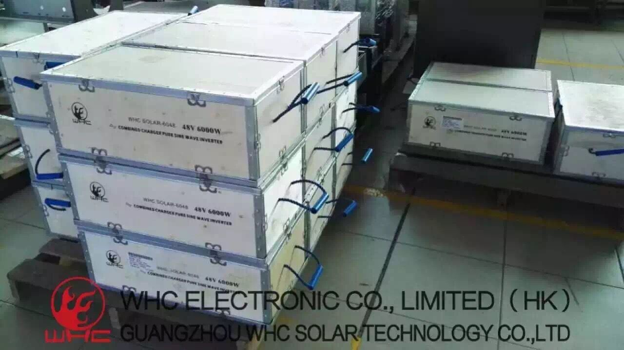 Intelligent Low Frequency 6000W Solar Power Inverter