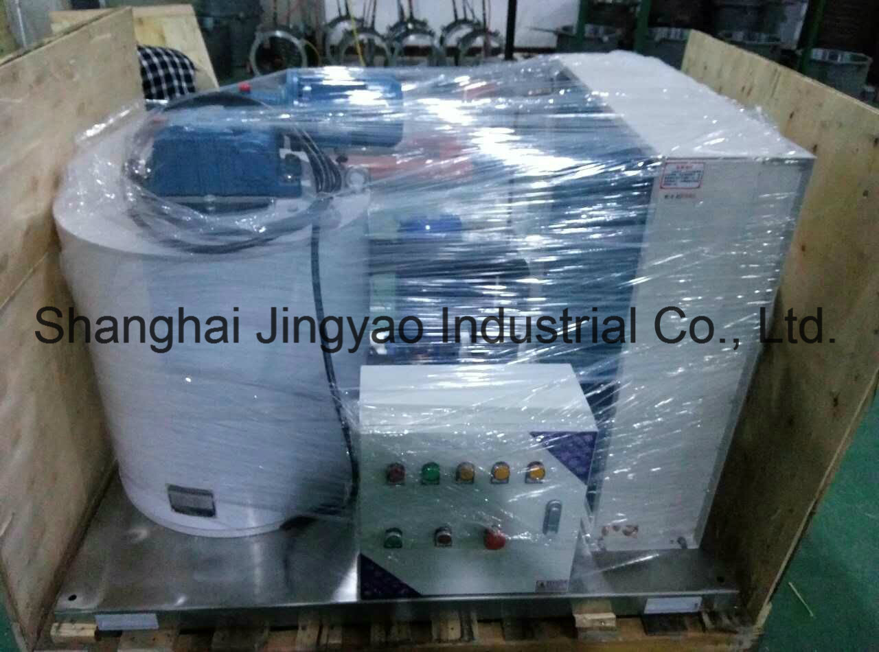 Flake Ice Maker for Fishery, Ice Factory 5t/Day