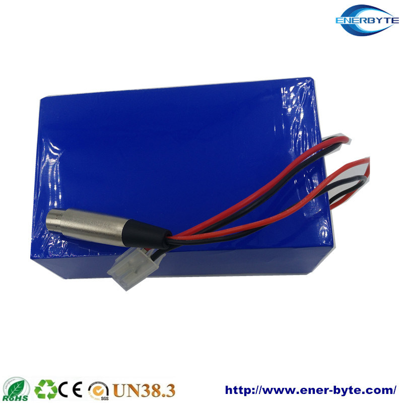 Rechargeable LiFePO4 Battery Pack 72V 40ah for E-Motor/ Scooter pictures & photos
