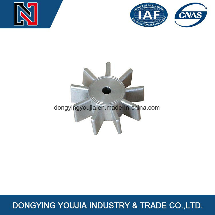 Good Quality Stainless Steel Pump Impeller with Investment Casting
