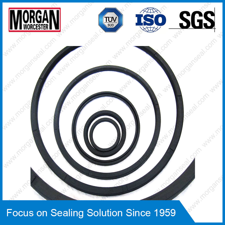 R35 Series Rotary Shaft Fabric Reinforced Rubber Oil Seal
