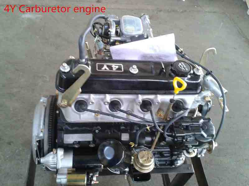 China Toyota 4y Engine (2Y/3Y/4Y/4YEFI/2L/3L/5L/2RZ/22R ...