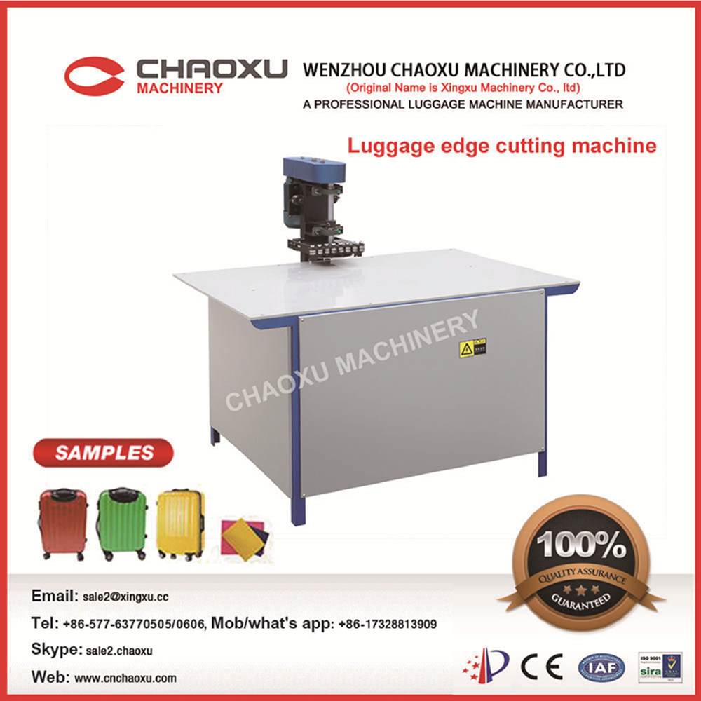 Plastic Sheet Cutting Machine for Luggage Making (Yx-22c)