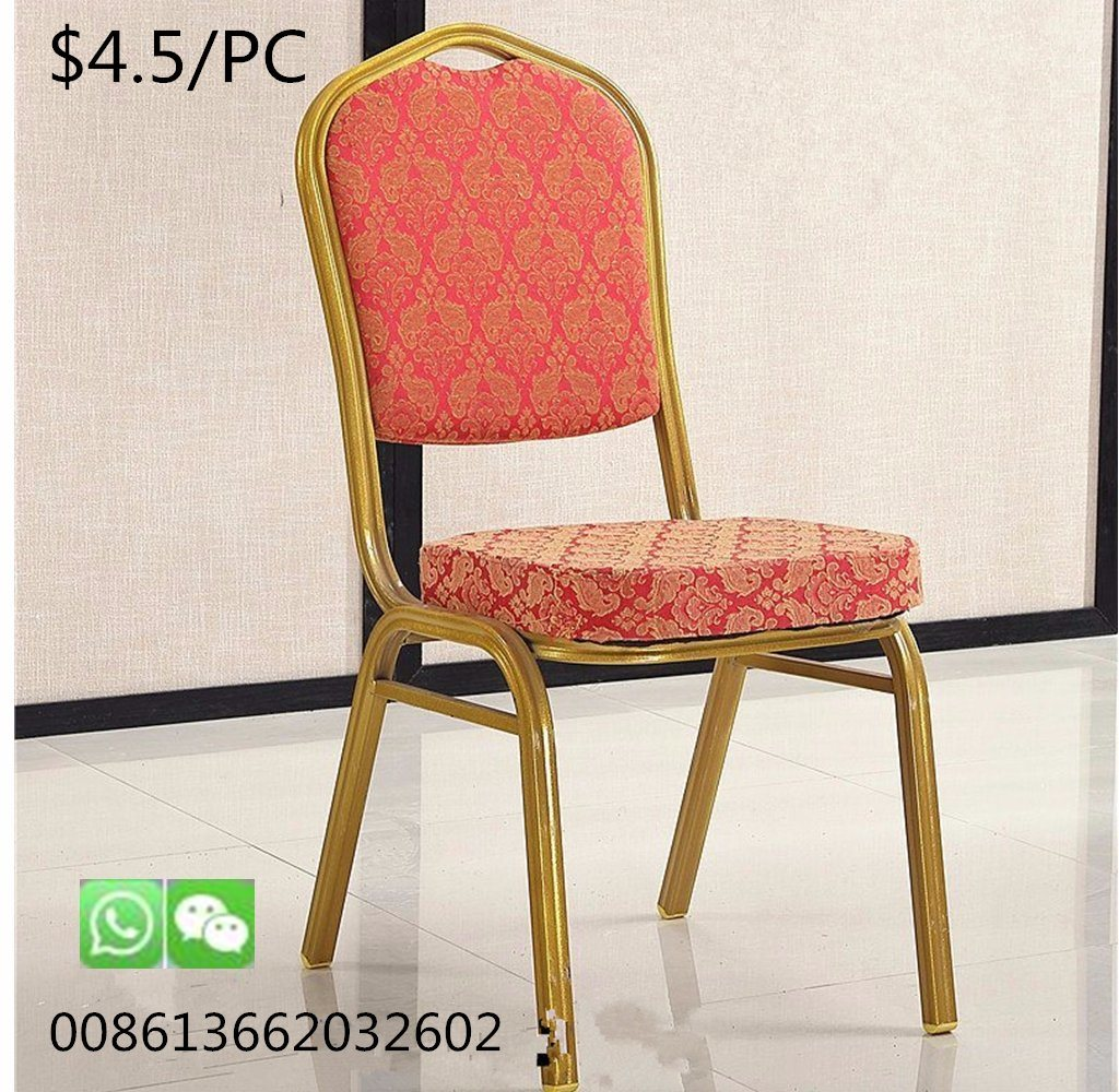 Hot Item Modern Design Colorful Hotel Furniture Home Wholesale Stacking Banquet Chair