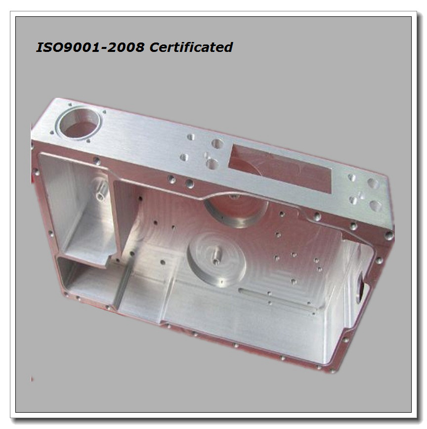 High Precision CNC Machining and Milling Aluminum Filter Housing