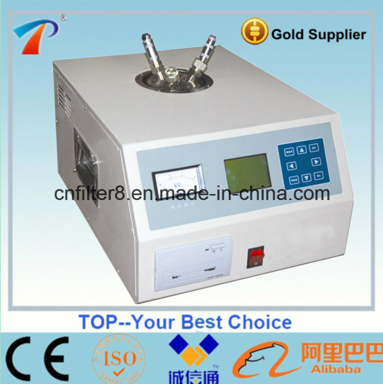 IEC Standard Automatic High Precise Transformer Insulating Oil Dielectric Loss Analysis Equipment (DLT-0812)
