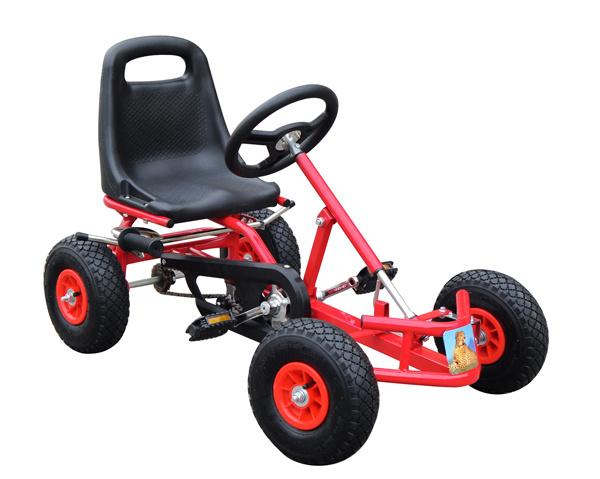 China Cheap Gift Ce Children Pedal Go Kart Kids Toys Cart Hd 202