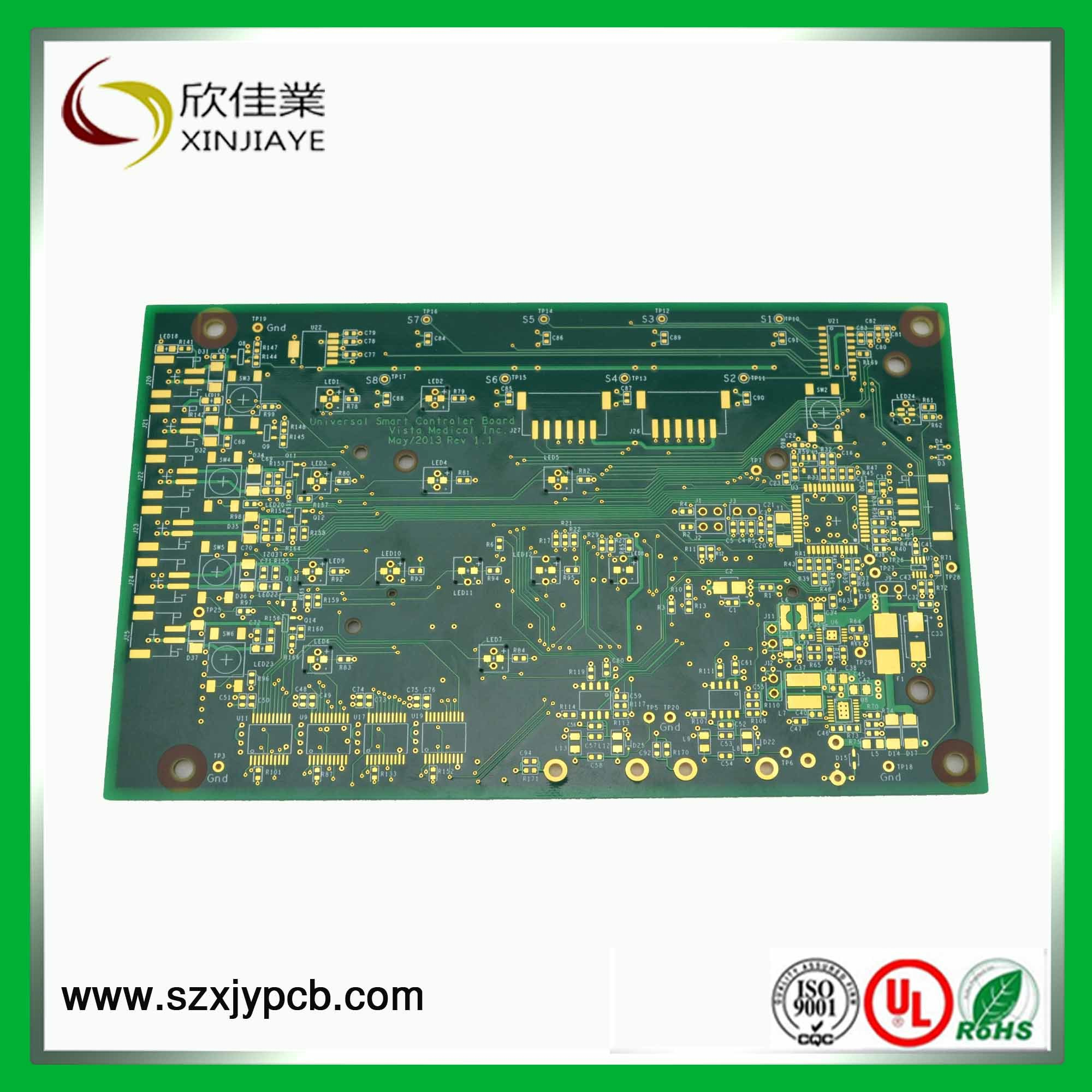 China 12v Ups Printed Circuit Board Pcb With Multilayer Aquisition Of Electronic Boards Pcbs And Prototype